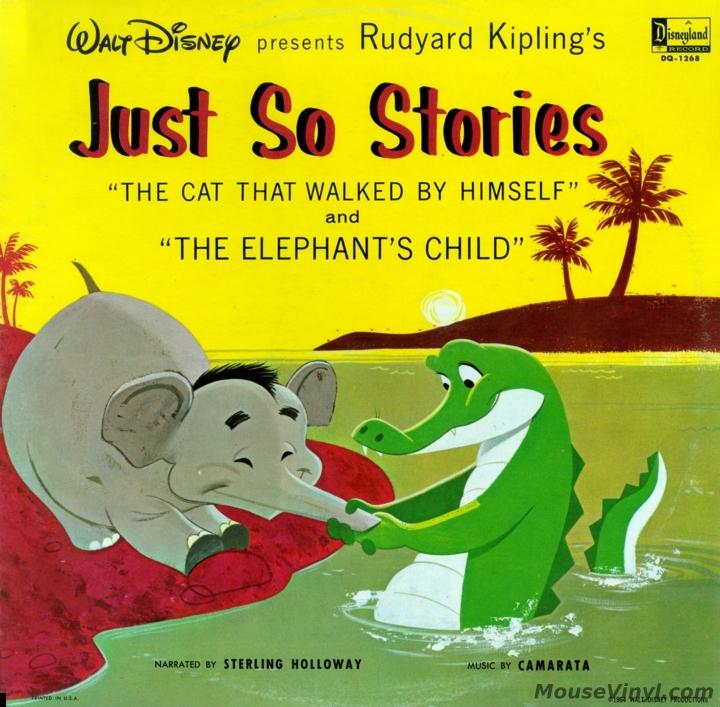 Kids Stories By Rudyard Kipling